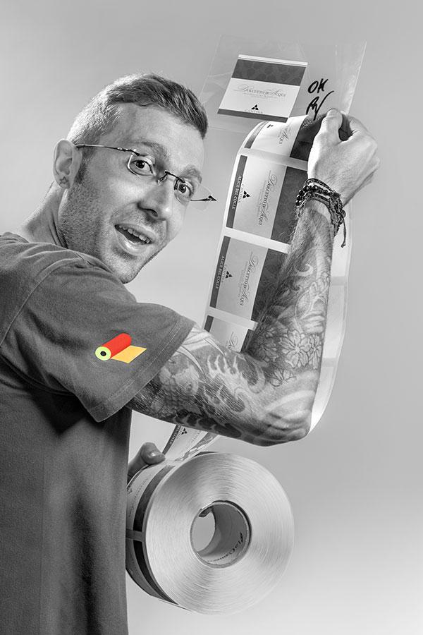 <strong>Giacomo Scarzello</strong> <p>Reparto stampa</p>